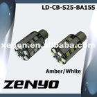 Auto Led light, car led lamp LD-CB-S25-BA15S