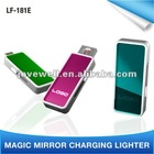 Magic Mirror Charging USB Lighter