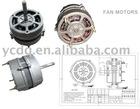 Air conditioner motor