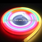 LED Neon Rope, RGB color changing