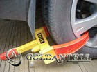 Anti-theft truck wheel lock / best steering wheel lock / cart wheel lock for car parking management system