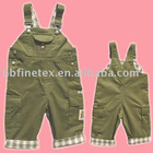 Bib and brace child trouser 059 child clothes