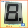 Standard 7 Segment 1digit LCD Panel