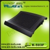 hot sale laptop cooling pad with big fan