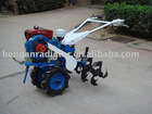 12hp electric starting diesel power tiller
