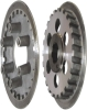 motorcycle clutch disc
