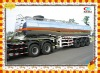 Good quality 40.7cbm Milk transport semi trailer