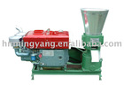 hard wood pellet press