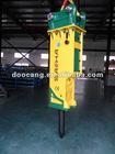 SANHA S155S hydraulic breaker for komatsu pc300-5