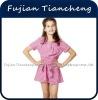 pink check gingham girl dress patterns