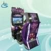 3D racing car amusement arcade driving game machine