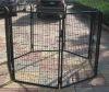 7 sided dog panels dog cage