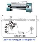 Shuttle embroidery machine (lock stitch )