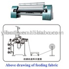 Shuttle embroidery machine (lock stitch )