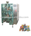 Auto bag-making packaging machine