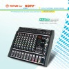 KOTV KT-8USB professional digital audio mixer