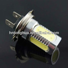 High power H7 LED car bulbs 7.5W