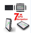 "7"" GPS 7 inch car gps Navigation FM AV-IN bluetooth 2012 new"