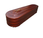 wooden caskets and coffins R003