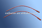Latex foley catheter for rubber