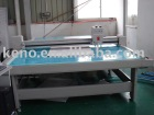 Flatbed carton box sample cutting machine