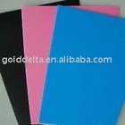 Color PE sheet with customized packing