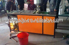 waste newspaper pencil forming machine
