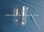 Low form with spout and graduations beaker