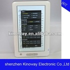russian ebook reader 7inch touch screen 16GB
