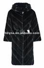 fashinable design mink coat