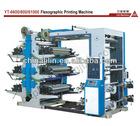 Six colours Flexo Printing Machine