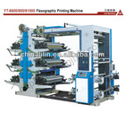 Six colours Flexo Printing Machine