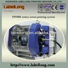 Netherlands STORK Rotary Screen Printing System