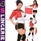 Sexy cheering girl costume sets CT0309