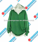 Pretty Women Green Simple Coat