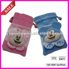 Cotton Mobile phone pouch