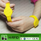 water proof silicon RFID bracelet tag -15 years work experience