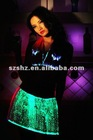 luminant stage unique performance clothing,flash night wear