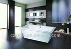 square bathtub