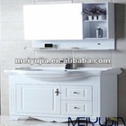 Best sell white color bathroom cabinet bathroom vanity