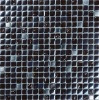 SG-218 glass mix metal mosaic