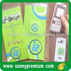 Microfiber with import PU sticky screen cleaner