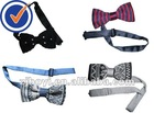 Colorful Silk Knitted Bowtie,Cheap Bow Tie
