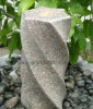 Stone garden floating artificial waterfalls