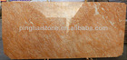 Cheap pink rosa marble slab floor tile