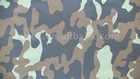 100% polyester Shrink-resistant camouflage fabric