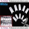 500pcs style fashion professional french nail tip nail art designs