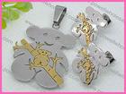 Cute 2013 cheap wholesale bear canada fashion jewelry