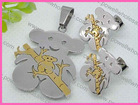 Cute 2013 cheap wholesale bear canada fashion jewelry