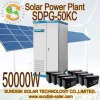 50000W solar generator power system for home use